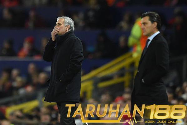 Mourinho Merasa MU Tidak Bermain Buruk Meski Kalah dari Sevilla