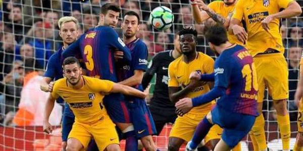 Pertahanan Solid Atletico Madrid Diakui Buat Barcelona Kesulitan