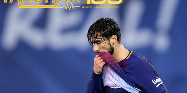 Valverde Akan Bantu Andre Gomes Hadapi Tekanan di Barcelona