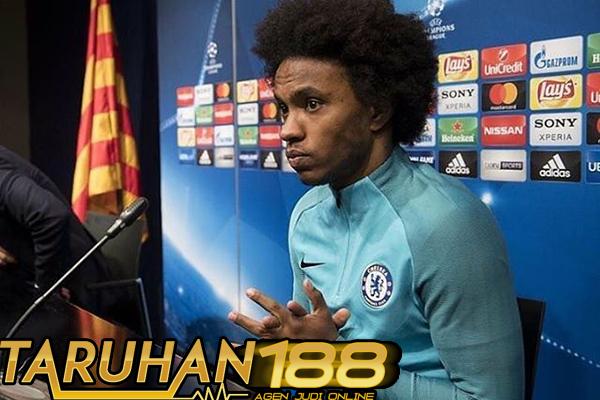 Willian Sebut Chelsea Antusias Bermain di Camp Nou yang Angker