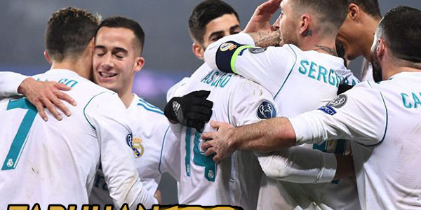 Zidane Puji Penampilan Fokus Madrid Kontra PSG di Leg Kedua