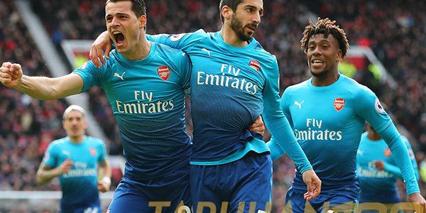 Arsenal Minta Maaf Karena Kalah Saat Hadapi Manchester United