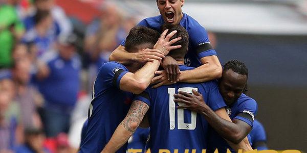 Chelsea Bukan Tim Favorit di Final Piala FA Kontra MU