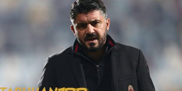 Gattuso Tidak Puas Dengan Penampilan Milan Meski Dapat Menang