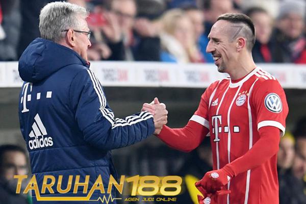 Gelar Juara Bundesliga Akan Jadi Kado Terbaik Untuk Franck Ribery
