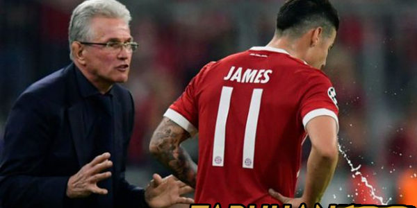 James Rodriguez Marah Bayern Tak Tampil Efisien Kontra Madrid