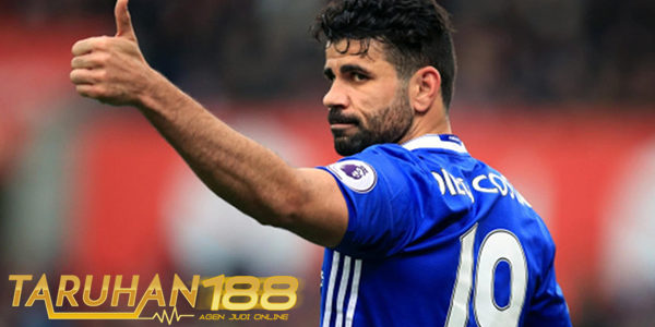 Kepergian Diego Costa Diyakini Jadi Penyebab Chelsea Sulit Bersaing