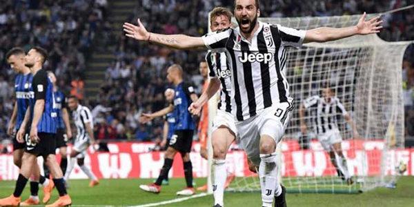 Menang Atas Inter Tegaskan Semangat Pantang Menyerah Juventus