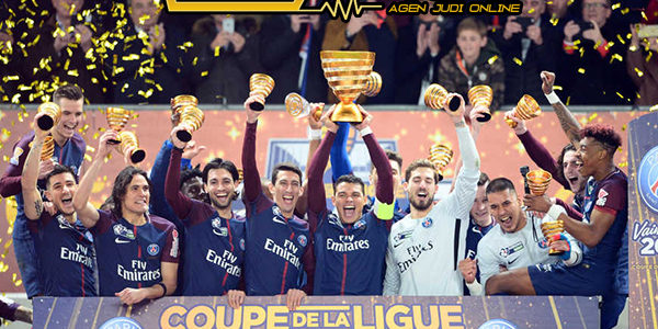 PSG Raih Trofi Piala Liga Prancis yang Kelima Secara Beruntun