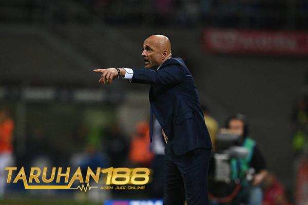Spalletti Sebut Inter Tidak Pantas Terima Kekalahan dari Juventus