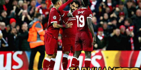Trio Adalan Lini Depan Liverpool Bersinar di Anfield Kontra Roma