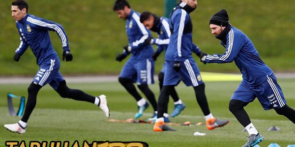 Argentina Telah Umumkan Skuat Sementara di Piala Dunia 2018
