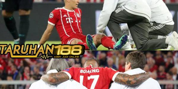 Bayern Percaya Diri Hadapi Madrid Meski Tanpa Robben dan Boateng