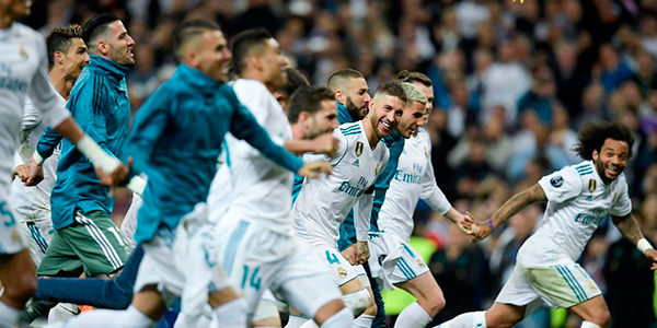 Catatan Spesial Zidane dan Madrid Lolos ke Final Liga Champions