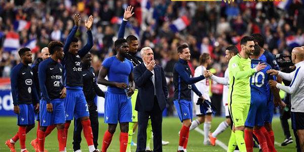 Deschamps Dinilai Sudah Punya Kunci Untuk Juarai Piala Dunia 2018