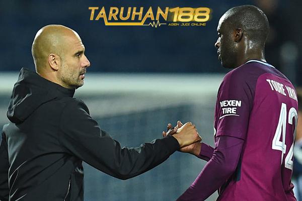 Guardiola Berterima Kasih pada Yaya Toure Untuk Kesuksesan City