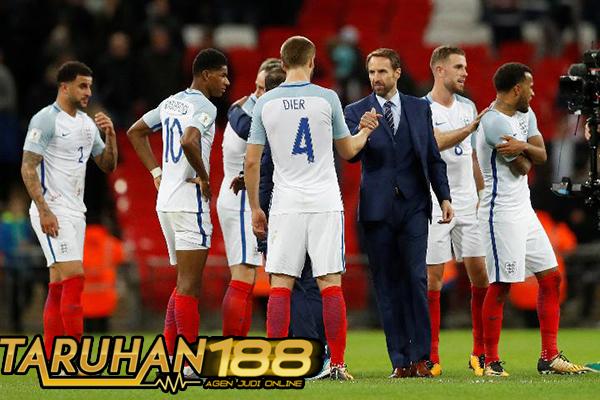 Inggris Resmi Rilis Skuat Untuk Dibawa ke Piala Dunia 2018