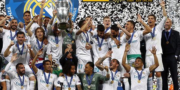 Real Madrid Disebut Sedang Berada di Puncak Dunia Sepakbola