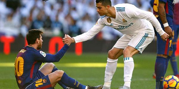 Tidak Ada yang Bicarakan Soal Messi di Rumah Ronaldo