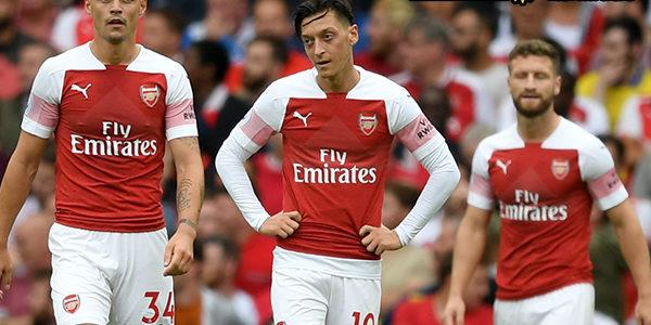 Arsenal Awali Era Baru dengan Kekalahan Atas Manchester City